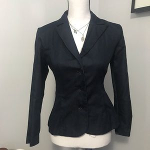 Jackets & Blazers - Dark Blue Blazer